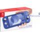 Guide Précommande Switch Lite Bleue