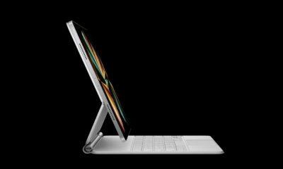 M1 iPad Pro blanc Apple