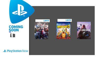 Jeux PS Now Avril 2021