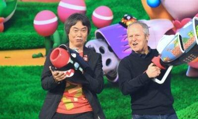 Nintendo E3 Amusant