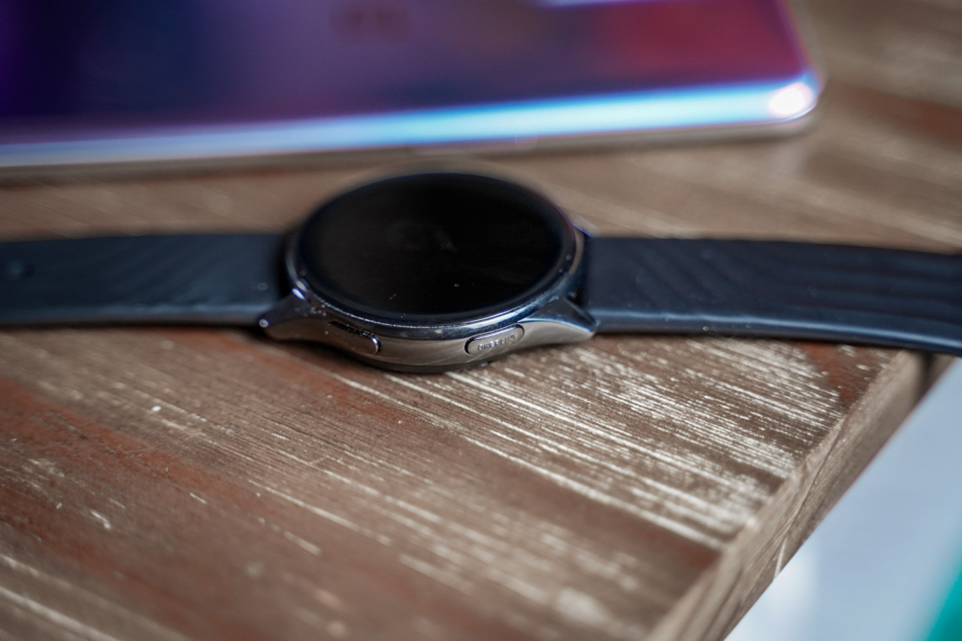 test oneplus watch boutons