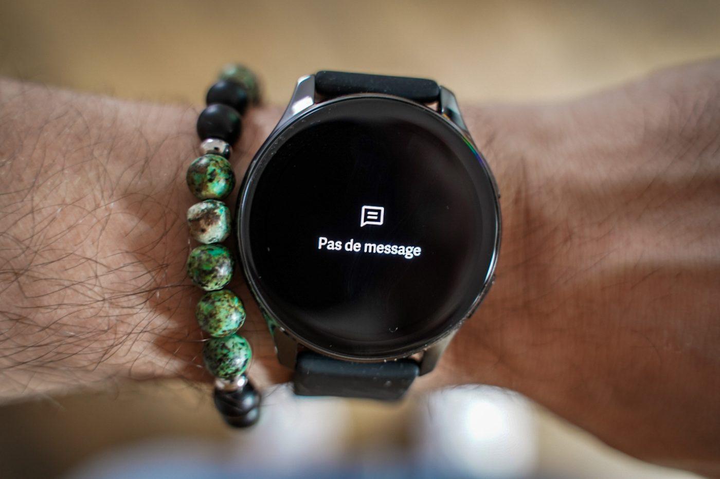 test oneplus watch notifications