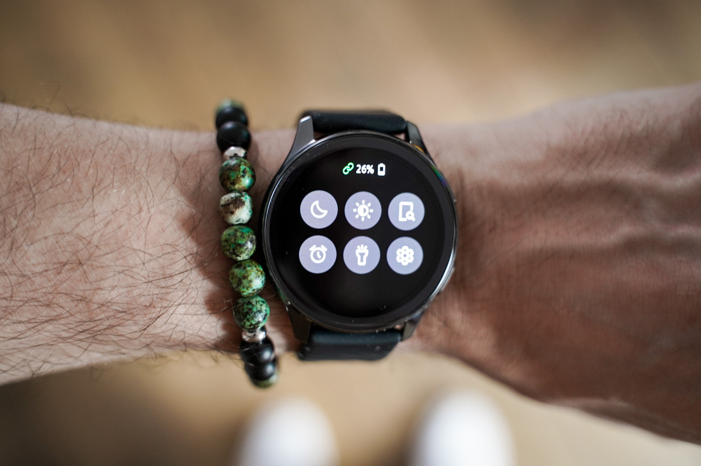 test oneplus watch parametres