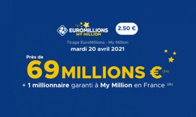 EuroMillion My Million