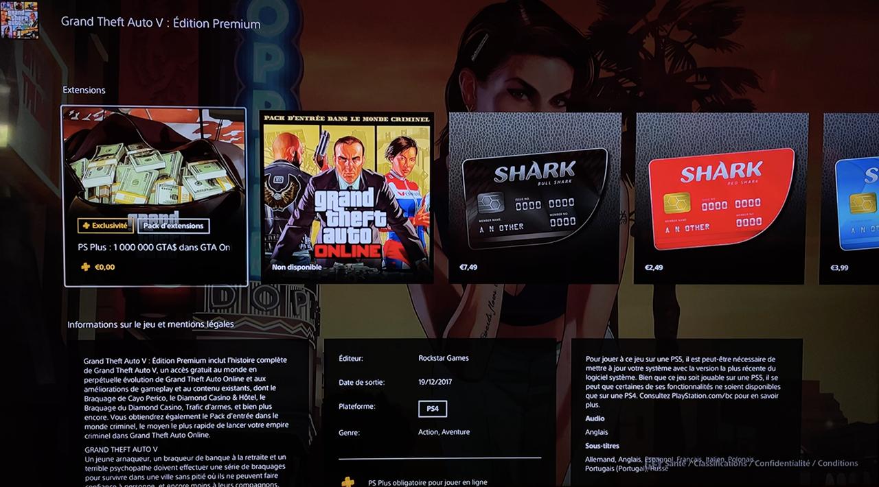 Lista DLC e Extensões GTA V