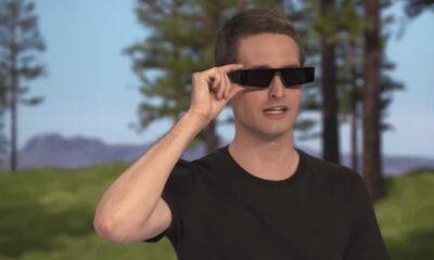 Les lunettes Spectacles de Snapchat