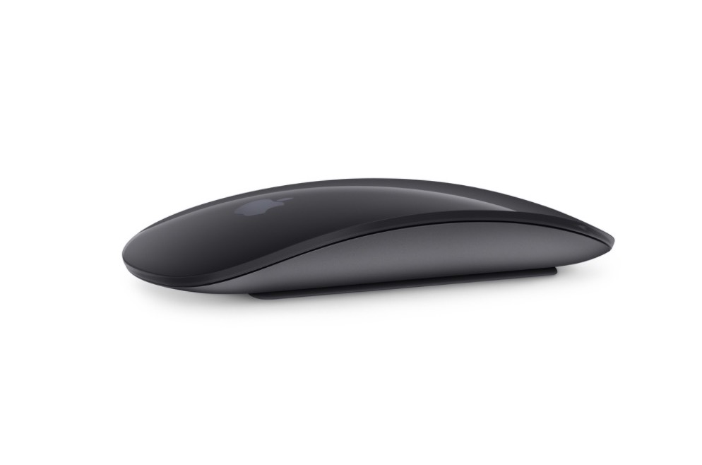 Magic Mouse Apple gris sideral