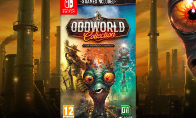 Test Oddworld Collection