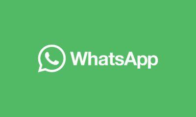 WhatsApp actu