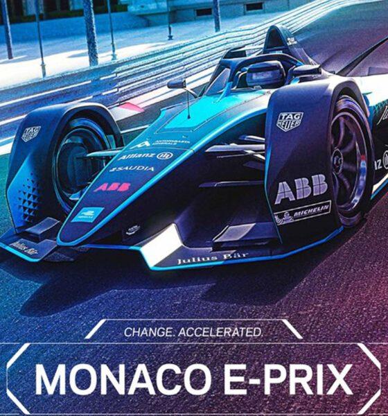 Formule E Monaco 2021