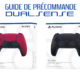 Guide Précommande DualSense PS5 Midnight Black / Cosmic Red