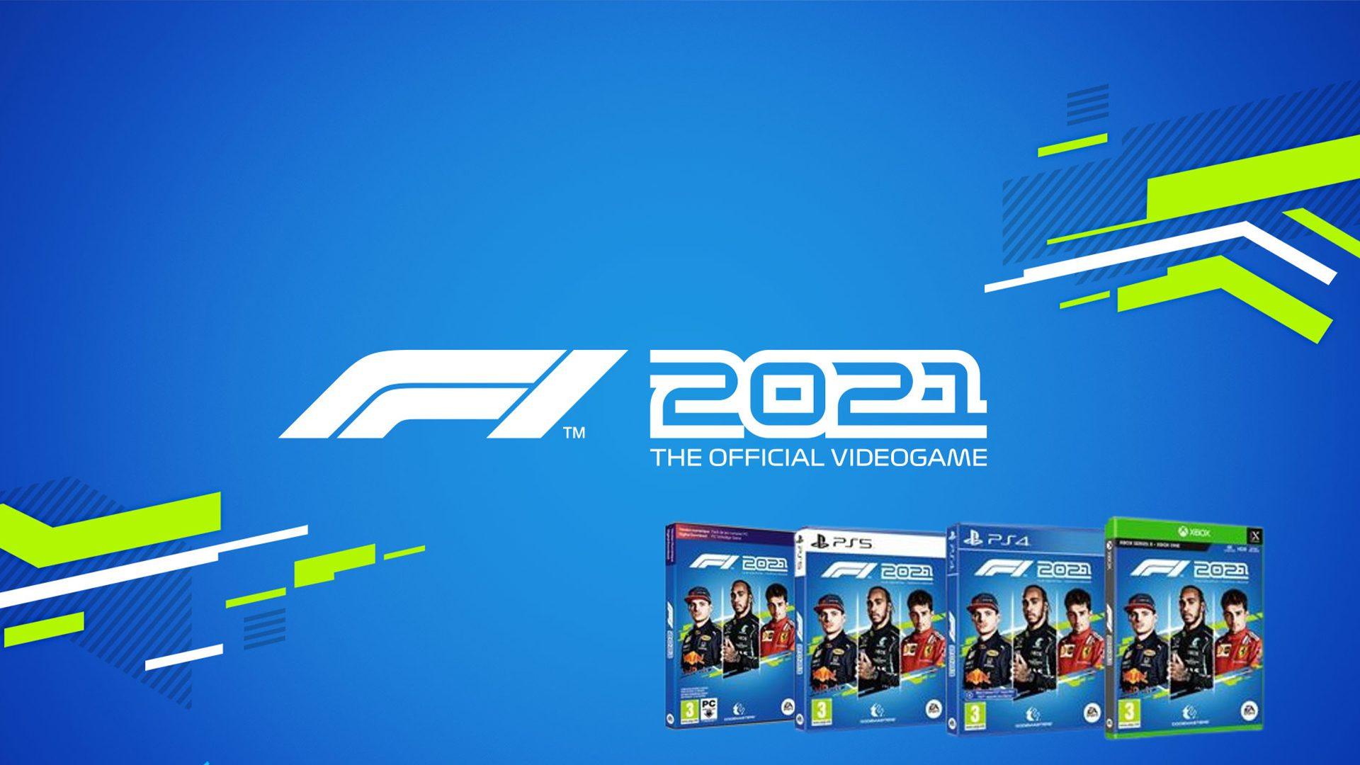 F1 2021 Standard