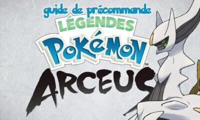 Guide Préco Pokémon Legendes Arceus