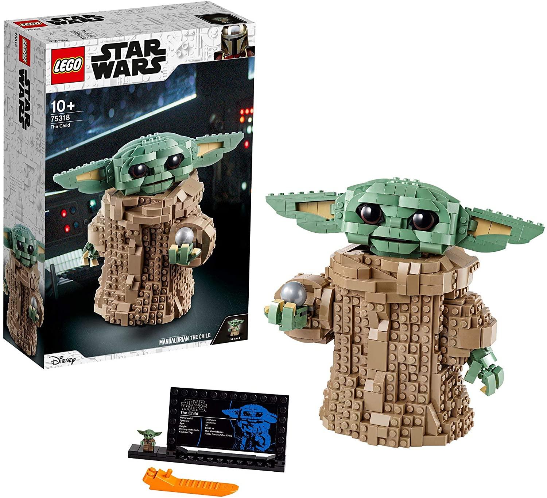 Lego bébé Yoda