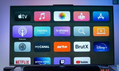 test apple tv 4K 2021 applications
