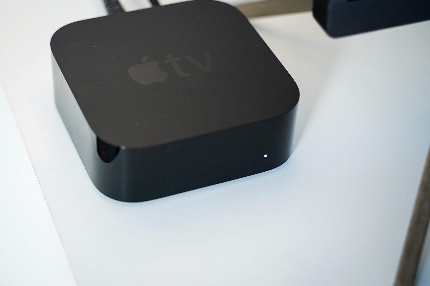 test apple tv 4K 2021 design