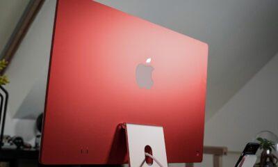 test iMac m1 dos