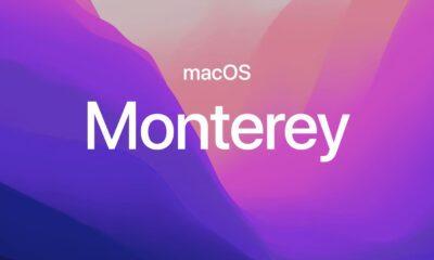 2021 macOS Monterey Apple