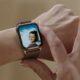 Apple Watch ecran