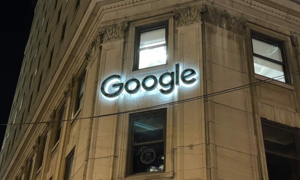 Google logo 2021