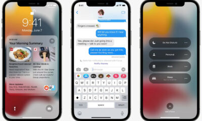 Messages Apple 2021