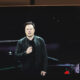 Musk Tesla Plaid Event