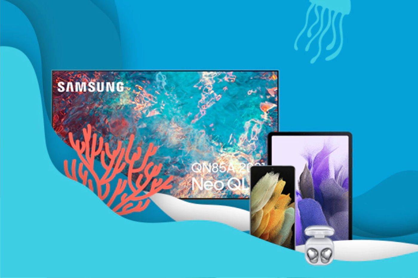 Promo été Samsung