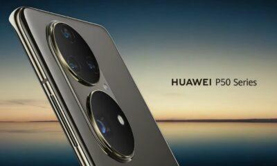 Série Huawei P50