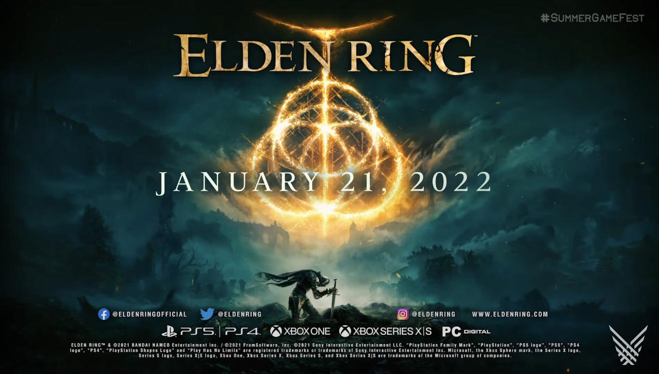 Elden Ring Date de Sortie