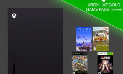 Xbox Series X : Jeux Game With Gold