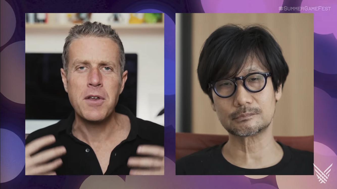 Kojima Summer Game Fest 2021