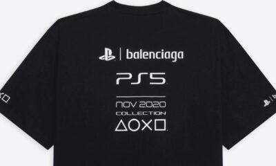 Collection Vêtements PS5 x Balenciaga