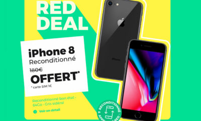 RED Deal iPhone 8