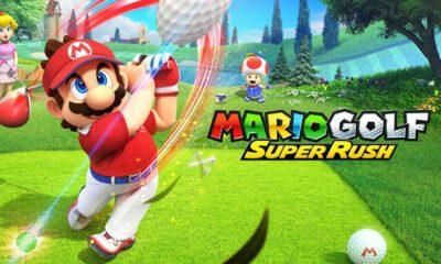 Test Mario Golf Super Rush