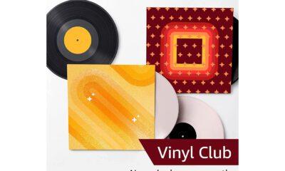 Amazon Vinyl Club