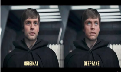 Deepfake Star Wars