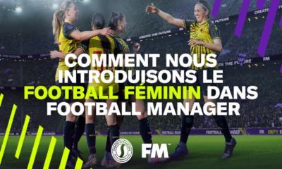 Football Manager foot féminin