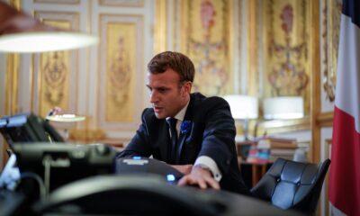 Macron espionnage Pegasus