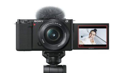 ZV E10 Sony appareil photo