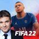 FIFA 22 commentaires Hervé Mathoux