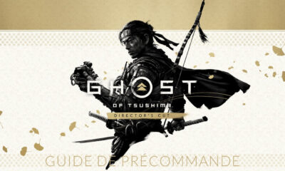 Guide Précommander Ghost of Tsushima Director's Cut