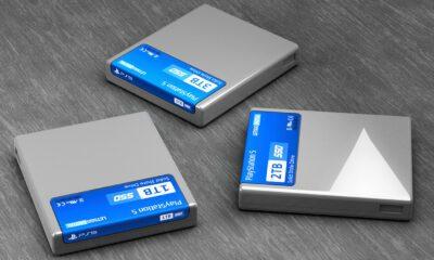 Premières Extensions SSD PS5