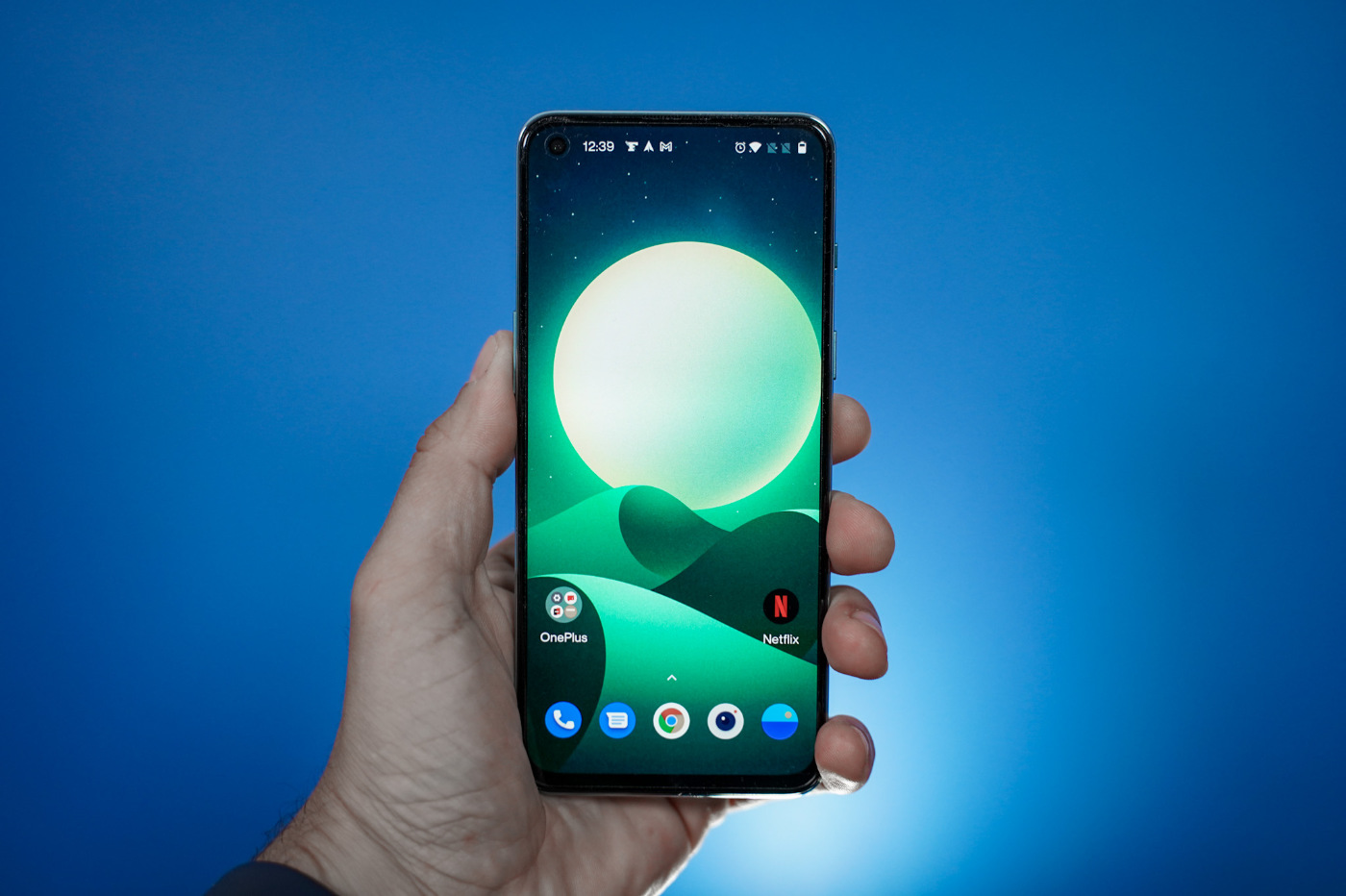 test oneplus nord 2 oxygen os