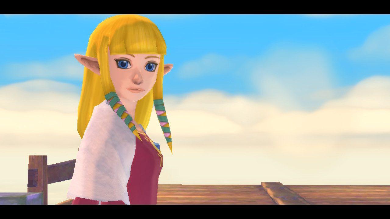 La leyenda de Zelda Skyward Sword HD