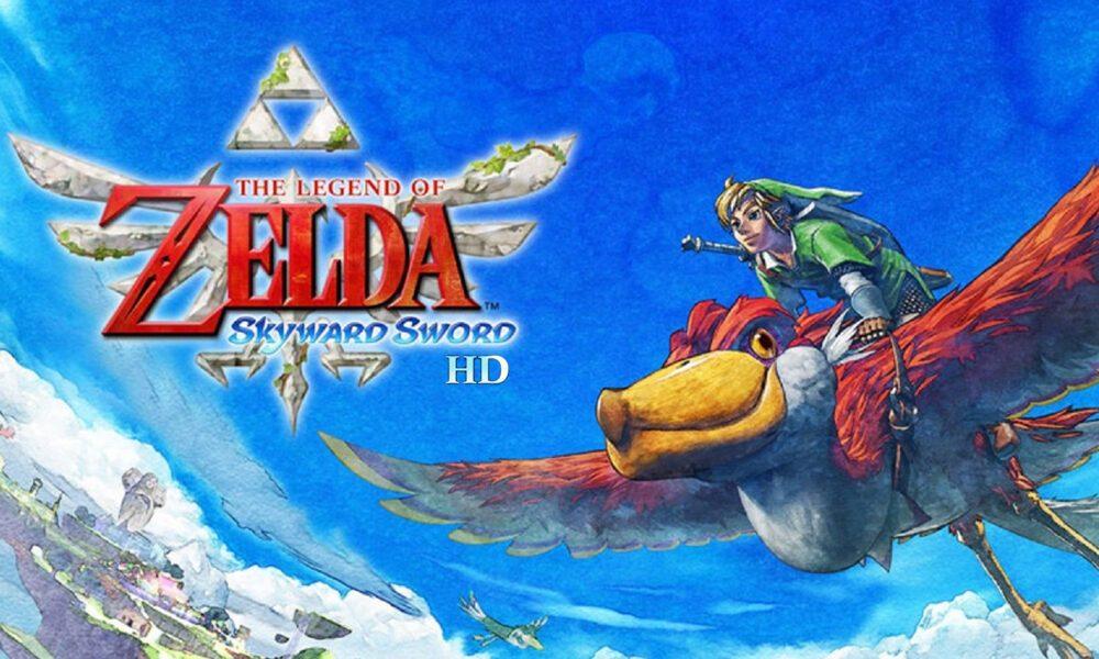 Test Zelda Skyward Sword HD