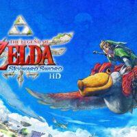 Prueba HD de Zelda Skyward Sword