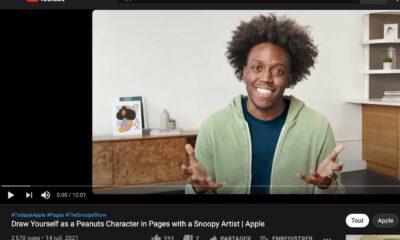 Tutoriel Apple YouTube