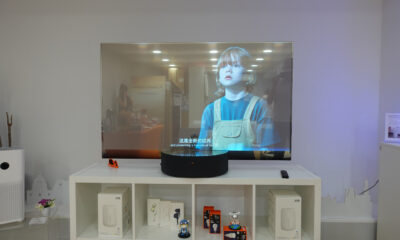 tv transparente xiaomi 2