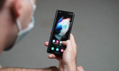 Ecran Exterieur Samsung Galaxy Z Fold3