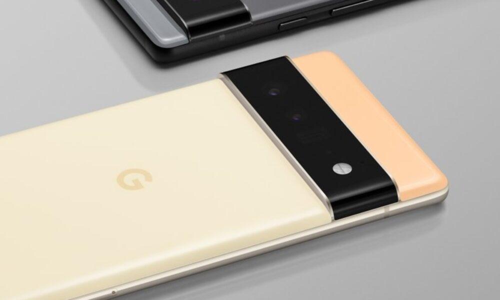 Google Pixel 6. © Google